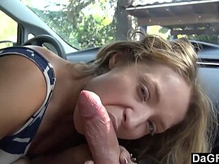 Natural tits, Cumshot, Blonde, Teen, Tits, Hardcore, Outdoor