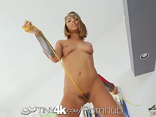 Sex, Fucking, Creampie, Brunette, Halloween, Tits, High definition