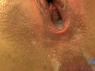 Dripping, Young, Clothes ripped, Cock, Close-up, Compilation, Creampie