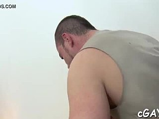 Barebacked drilling after non stop ass licking