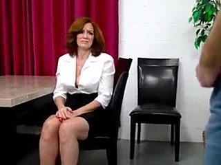 Mama a syn zrelý sex